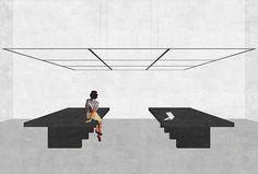 Laurent de Carnière architect - LUSTRE - lighting system