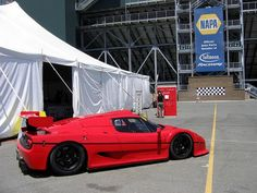 """Only 349 cars were made, one fewer than Ferrari estimated they could sell. This was, in the words of Ferrari spokesman Antonio Ghini, because """"Ferraris are something cultural, a monument. They must be hard to find, so we will produce one less car than the market."""" The last Ferrari F50 was produced in Maranello, Italy in July 1997."""