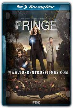 Fringe 2ª Temporada (2009) Torrent – Dublado BluRay 720p [Dual Áudio]