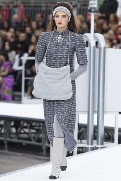Défilé Chanel prêt-à-porter femme automne-hiver 2017-2018 4