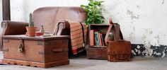 Nothing makes seasonal decorating easier than vintage wooden crates. In fact, decorating in general is easy with vintage crates. They make excellent storage, Vintage Wooden Crates, Vibrant Colors, Colours, Shabby Chic Style, Seasonal Decor, Indoor, Storage, Uk Fashion, Furniture