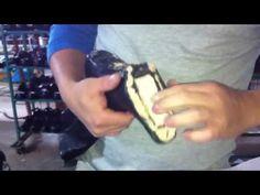 Como restaurar calzado