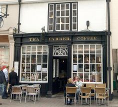 Farrer Tea and Coffee house.