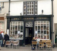 Farrer Tea and Coffee house.