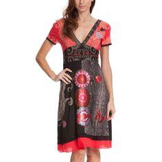 55V21P9-2000 Desigual Dress Berlin Rep, Canada