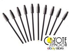 Eyelash Wand Mascara Wands, Lash Extensions, Eyelashes, Eye Makeup, Coyote Moon, Brushes, Ebay, Free, Health