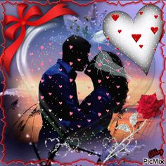 See the PicMix love belonging to on PicMix. Beautiful Love Images, I Love You Pictures, Love You Gif, Cute Love Gif, Love Photos, Romantic Gif, Romantic Evening, Hugs And Kisses Quotes, Flame Art