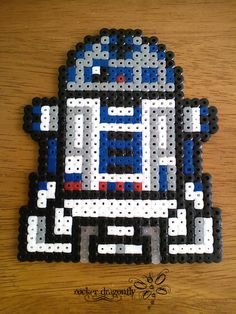 R2-D2 by ~RockerDragonfly on deviantART