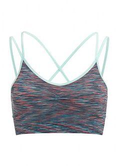 Sweaty Betty - Yama Padded Yoga Bra - Blue