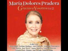 Como han pasado los años Maria Dolores Pradera y José Mercé - YouTube