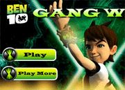 Ben 10 Gang War