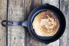 ***HUSBAND APPROVED!!!!****   Grain-Free Pancakes with maple & cinnamon