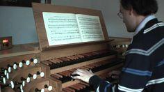 "J. S. Bach: Partita ""O Gott du frommer Gott, BWV 767"" part 1  (Hauptwerk..."
