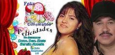 Felicidades Sandy Te Amo