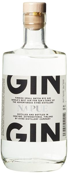 Kyrö Napue Finnish Rye Gin (1 x 0.5 l)