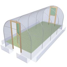 Mark Smith discusses the advantages of this 'must have' flexible greenhouse for the permaculture gardener