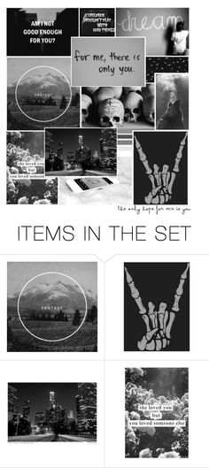 """""""10 minutes set o.o"""" by dreamz-come-true ❤ liked on Polyvore featuring art, blackandwhite and Respect"""