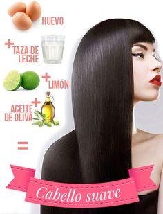 #TipDeBelleza Con 1 aplicación notarás la diferencia. #cabello #suave #belleza