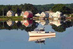 Kennebunkport, Maine.