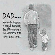 Miss my Daddy. <3