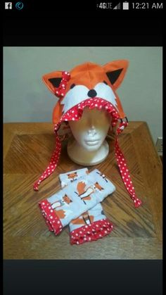 Foxy accessories inspiration for tula
