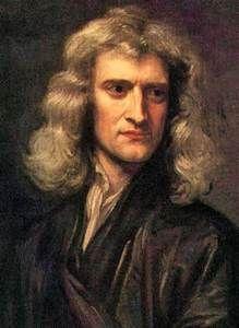 Isaac Newton was een Engelse wetenschaper. Hij heeft de zwaarte kracht theorie bedacht. Op een dag zag hij een appel uit een boom vallen en hij dacht hoe kan het dat de appel wel valt maar de maan niet op de aarde