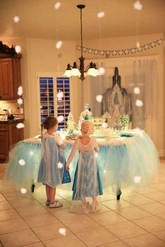 Frozen (Disney) Birthday Party Ideas | Photo 6 of 35 | Catch My Party