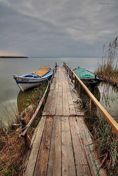 #ElPalmar, bonita playa de Valencia cerquita de nuestro Centro ¿un paseo? ;)