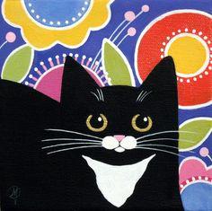 wholly moley. it's my cat Luna. Crazy....