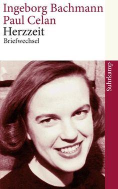Herzzeit eBook by Ingeborg Bachmann - Rakuten Kobo Paul Celan, Reading Games, Vintage Book Covers, Books To Read, Audiobooks, Ebooks, This Book, Poetry, Ingeborg Bachmann