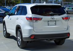 Drivers are loving the new Toyota Highlander! 2015 brought some exciting tweaks and improvements to this Toyota SUV in N Charlotte, see what it has in store: http://www.toyotaofnorthcharlotte.com/research/2015/2015-toyota-highlander.htm