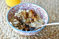 Bananas Foster Oatmeal   Tasty Kitchen: A Happy Recipe Community!