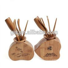 Creative bamboo crafts/bamboo tea accessories