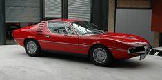 Alfa Romeo Montreal #alfa #alfaromeo #italiandesign