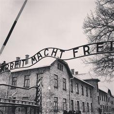 Auschwitz was een verzameling van concentratie- en vernietigingskampen. Er zijn hier in totaal 1,1 miljoen mensen vermoord.