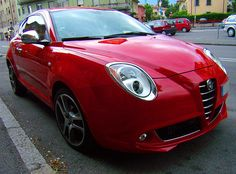 Alfa Romeo Mito by gipiosio, via Flickr
