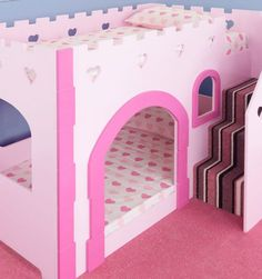 Our stunning Deluxe Princess Castle Bed is a hand crafted bunk bed designed and built in the UK to the highest standards. Enjoy a sleep fit for a Princess. Bunk Beds For Girls Room, Big Girl Rooms, Girls Bedroom, Princess Castle Bed, Princess Bedrooms, Cardboard Box Crafts, Cardboard Castle, Kids Bed Frames, Ancient Aliens