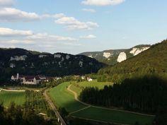 Kloster Beuron - Donautal