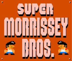 The Smiths – This Charming Man (Super mario style)
