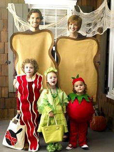 14 witzige Fasching Ideen und Karneval Kostüme für die ganze Familie
