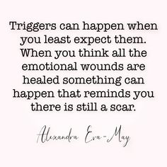 A quote about emotional triggers Hurt Quotes, Quotes To Live By, Me Quotes, Regret Quotes, Irish Quotes, Happy Wife, Mixed Emotions Quotes, Emotion Quotes, Trauma Quotes