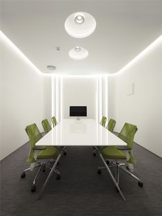 Image 13 of 16 from gallery of Interaction - BWM Office / feeling Design. Photograph by He Yuansheng