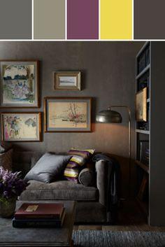 """Dusk"" Tufted Sofa Designed By Horchow via Stylyze"