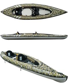 Bic Kayaks inflatable Fishing kayak