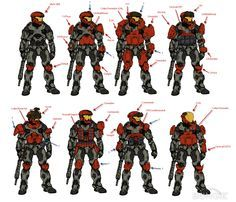 halo suits - Google Search