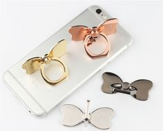 iPhone Ring Stand Bow Tie Ring Stand - Samsung Ring Holder - iPhone Ring Case - iPhone Ring Case, Finger Ring - Phone Holder by PetrichorCases on Etsy Ring Stand, Phone Holder, Phone Accessories, Finger, Smartphone, Iphone Cases, Samsung, Bows, Tie