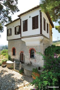 Pirgoi - Lesvos Island, Greece