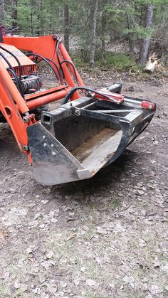 Grapple closed Compact Tractor Attachments, Skid Steer Attachments, Small Tractors, Compact Tractors, Welded Metal Projects, Homemade Tractor, Tractor Accessories, Kubota Tractors, Tractor Implements
