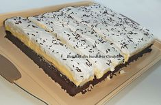 Easy Cake Recipes, Dessert Recipes, Desserts, Jacque Pepin, Christmas Deserts, Torte Cake, Romanian Food, Bakery, Cheesecake