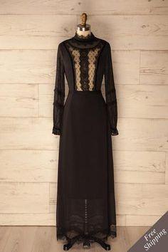Dresses   Women's Dresses Online at Boutique 1861- black
